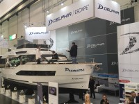 BluEscape 1200 Fly on 50th boot Düsseldorf January 19-27th, 2019. (stand 17C38)