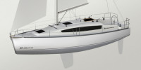 New family cruiser in DELPHIA sailing yachts range