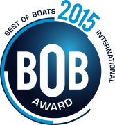 Delphia Escape 1100 Soley the finalist selection for the Best of Boats Award 2015